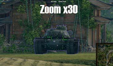 zoomx mod wot